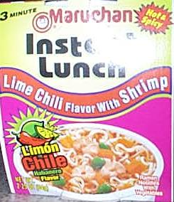 Instant Lunch